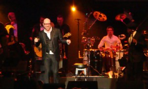 Mario Biondi at the Royal Albert Hall