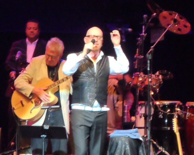 Mario Biondi in Concert May 2013